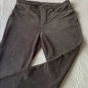 Style & Co Gray  Corduroy Legging
